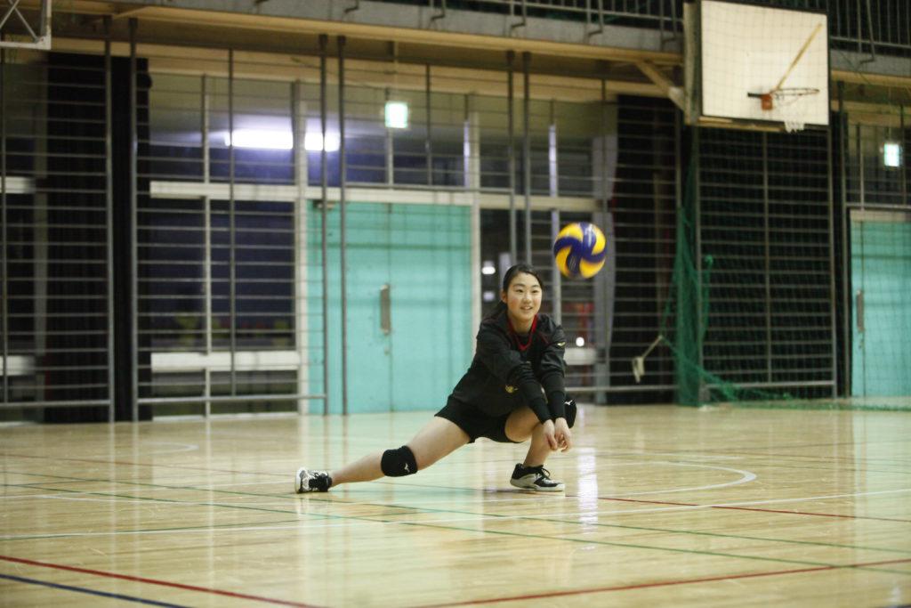 女子バレーボール