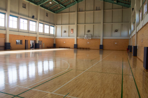 第二体育馆