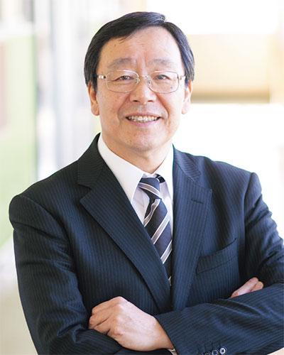 Principal Hidenobu Suda