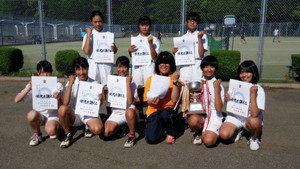 千葉県大会出場決定【ソフトテニス】