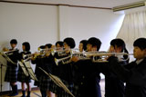 本格練習開始【吹奏楽部】
