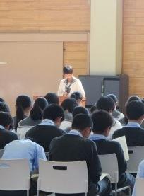 生徒総会【中学】【高校】