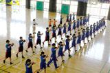 千葉県マーチングバンド技能検定講習会に参加しました【吹奏楽部】