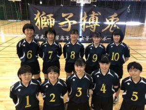 女子バレーボール部(2019年度)