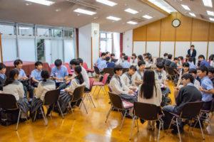 C&C~早稲田大学を見学しよう~