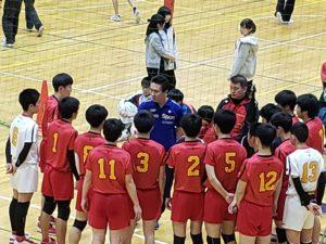 男子バレーボール部(2019年度)
