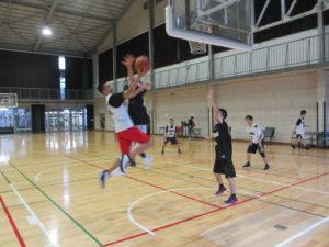 男子バスケットボール部(2019年度)