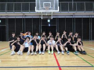 女子バスケットボール部(2019年度)