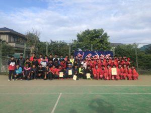 ソフトテニス部(2019年度)