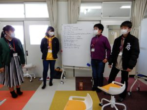 English Boot Camp at the school(中1)