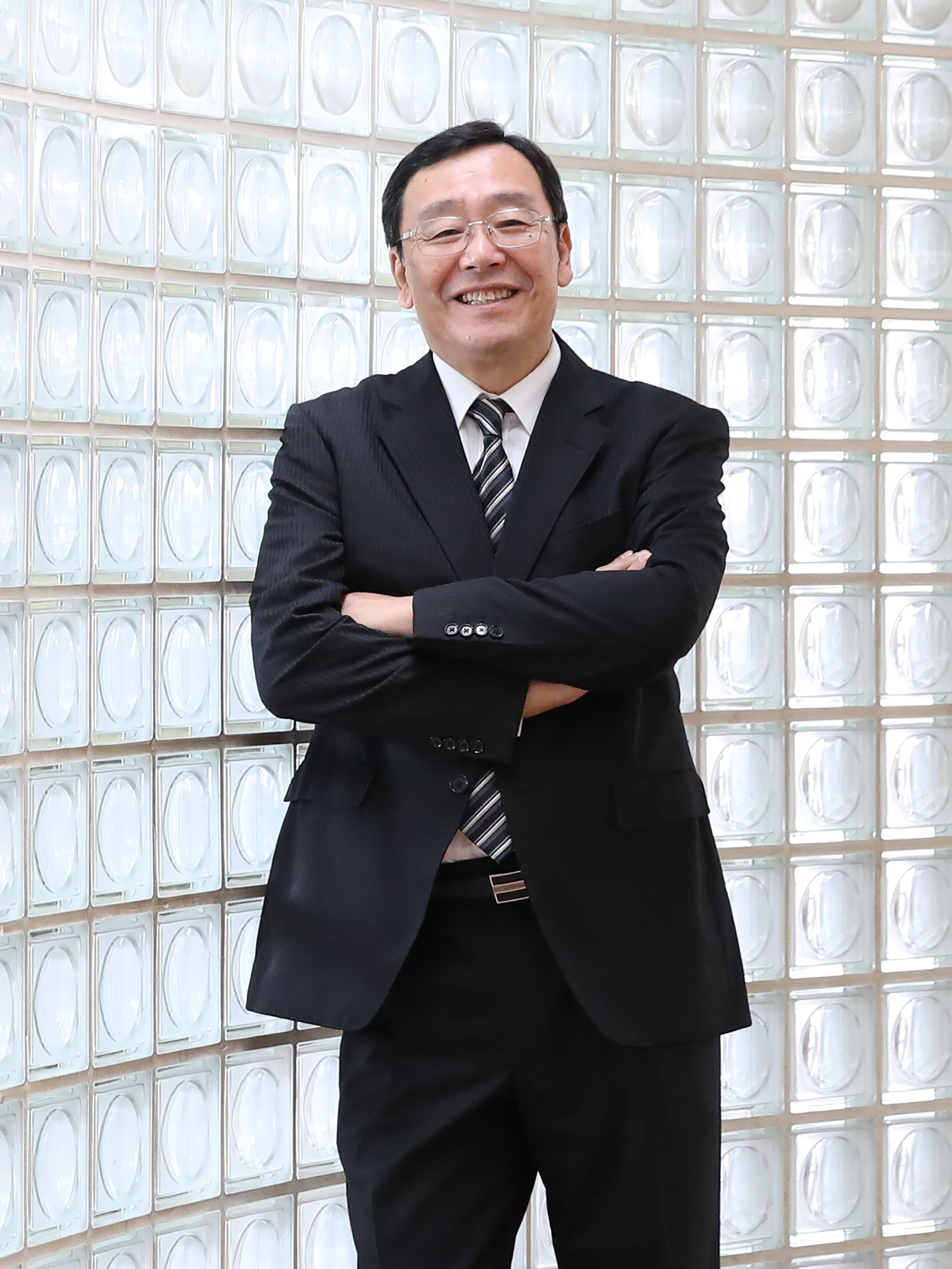 校長 須田 秀伸