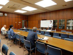 市民対象学校開放講座 -初めての中国語-