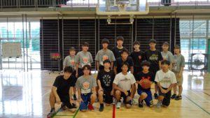男子バスケットボール部(2020年度)