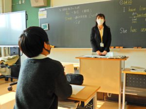 教育実習生頑張ってます!!前編