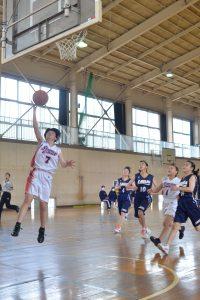 【中】中学女子バスケットボール部(2021年度)