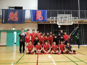 【高校】男子バレーボール部(2021年度)