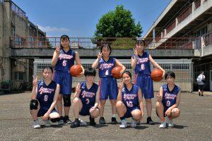 【中】女子バスケットボール部大会結果